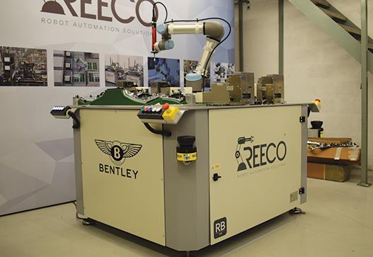 Bentley Robot Base