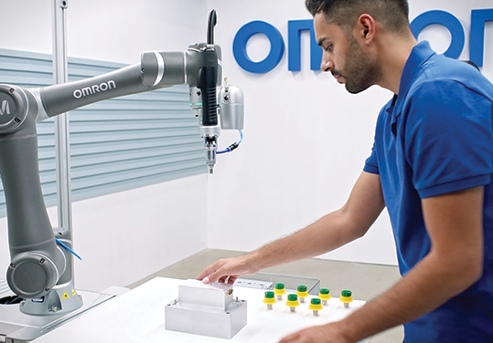 Advanced Cobot Training