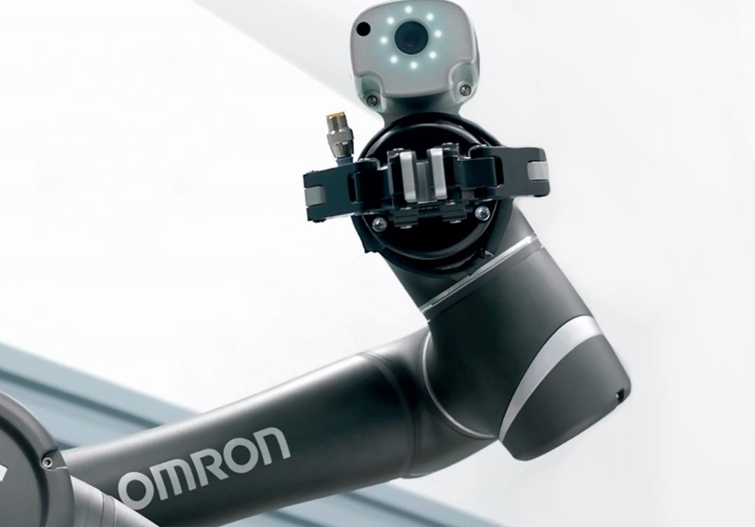 Omron TM Camera