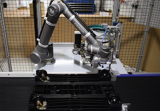 Robotic Bolt Tightening