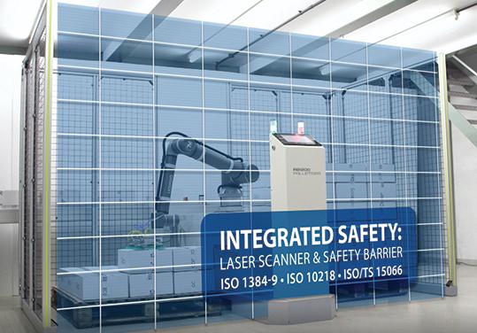 Palletizer Safety