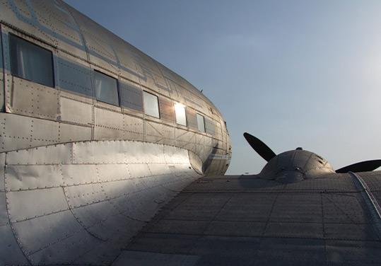 Aeroplane Assembly
