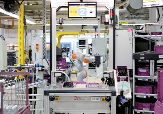 Robotic Riveting System